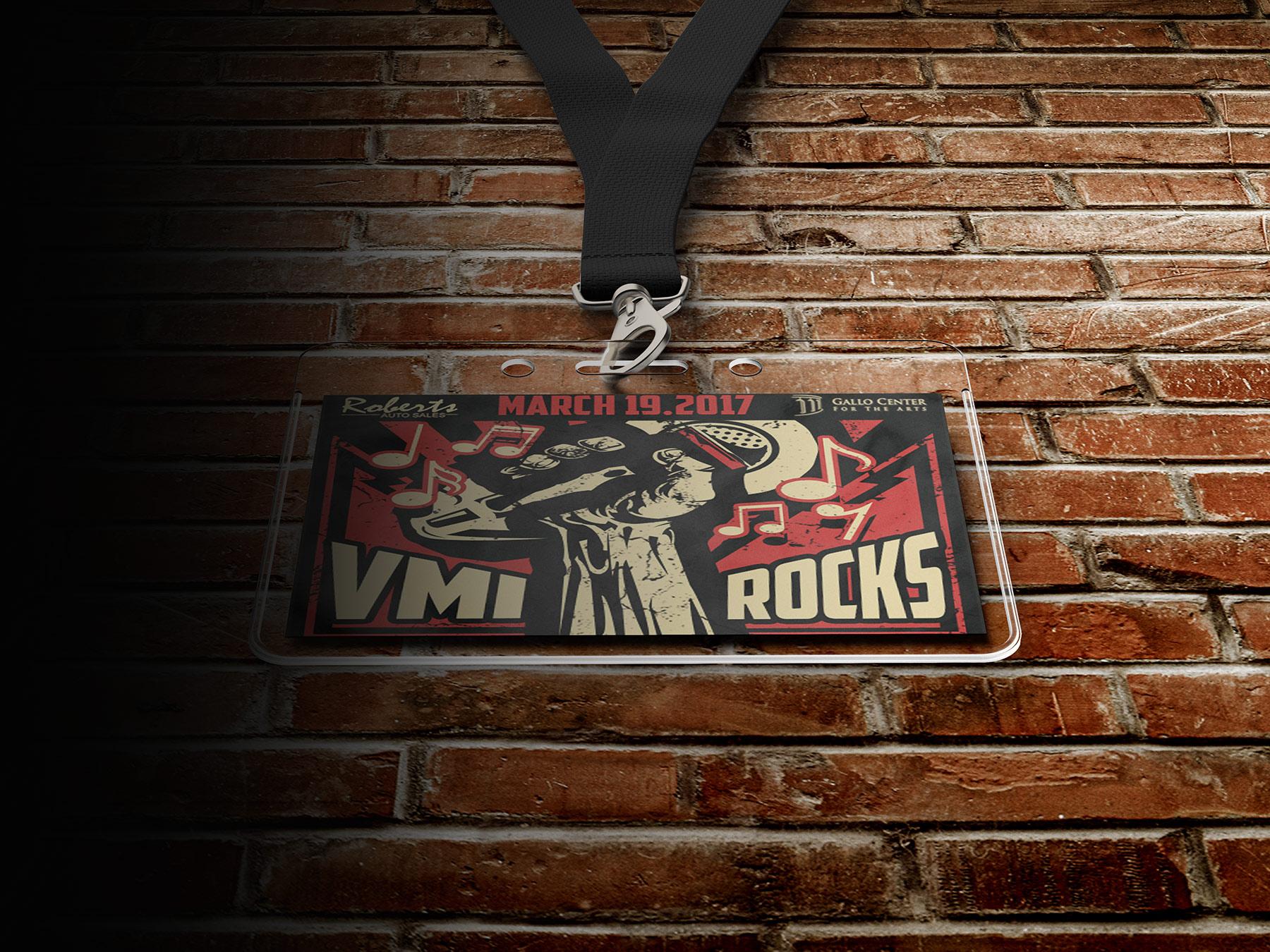 VMI Rocks